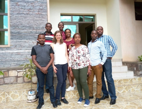 Capacity building in Rwanda – UAV image processing workshop for RLMUA