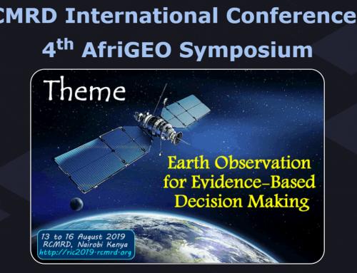 RCMRD International Conference & 4th AfriGEOSS Symposium