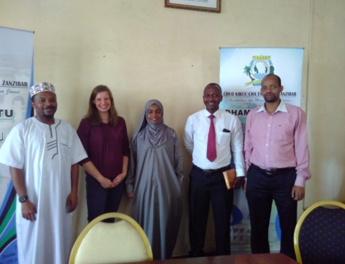 Strengthening strategic collaborations of its4land in Zanzibar