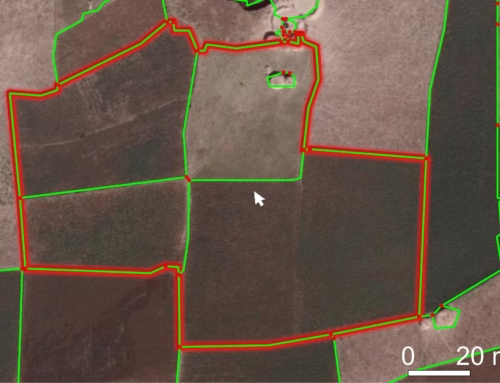Cadastral mapping faster and cheaper thanks to automation