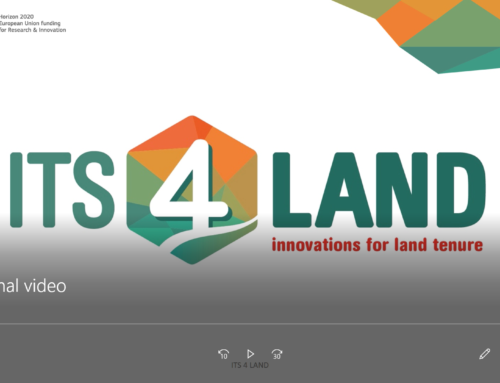 its4land video: project in a nutshell